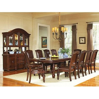 Steve Silver Furniture Antoinette Extendable Dining Table My new