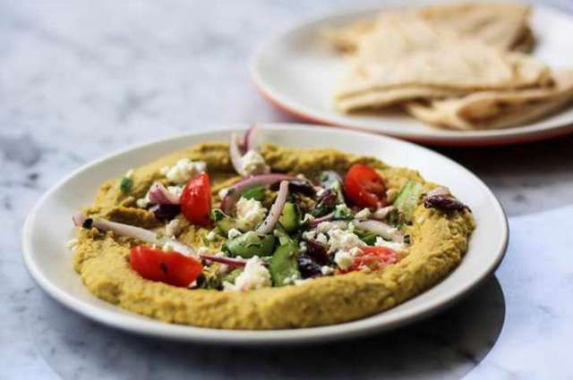 Steal this recipe: Herb hummus from True Food Kitchen  Relish