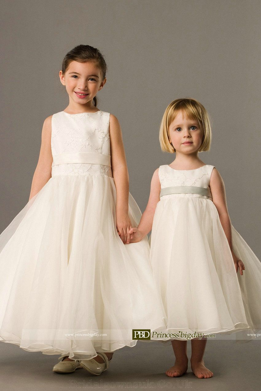Flower girl dresses attractive straps bateau neckline with sash flower girl dresses attractive straps bateau neckline with sash flower girl dress ombrellifo Gallery