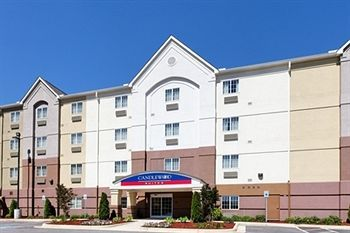 Candlewood Suites Tuscaloosa Hotel Wood Candles Comfortable Seating Area