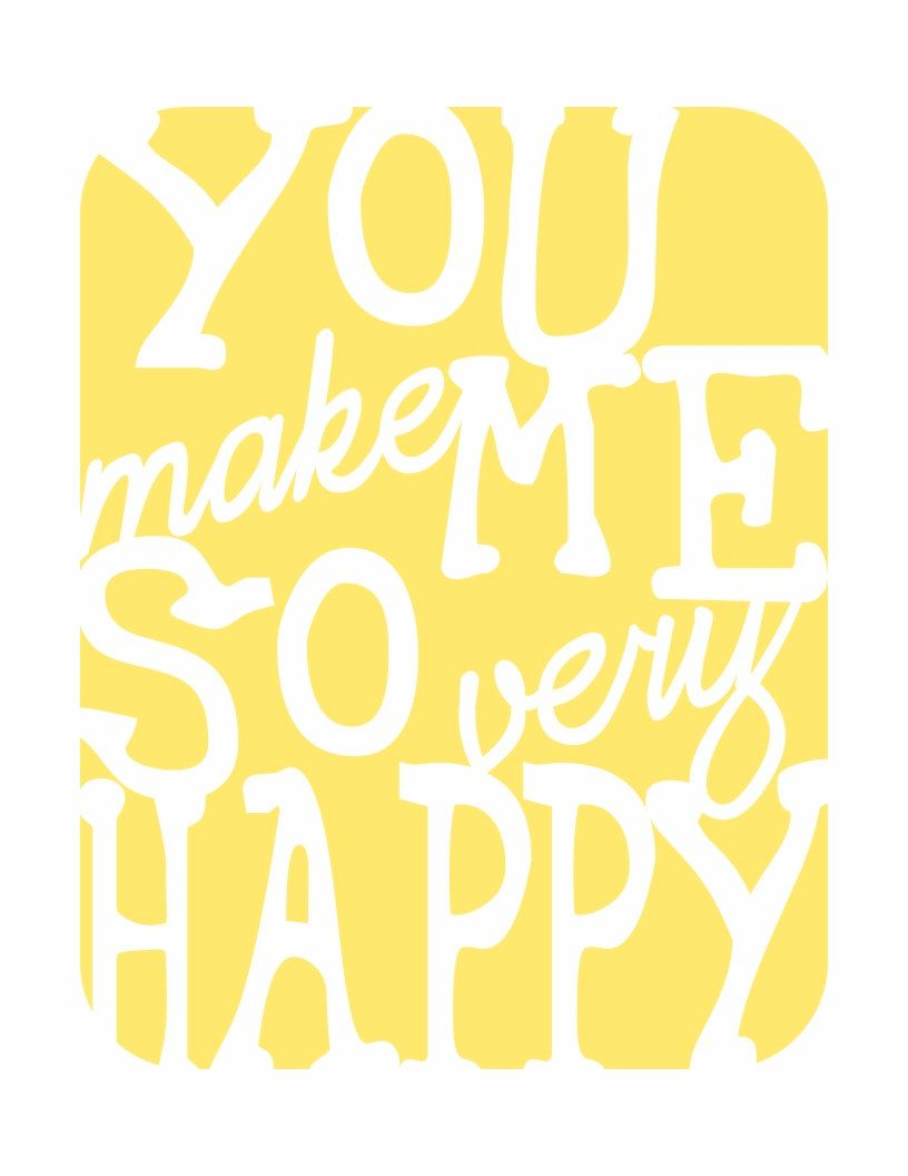 you make me so very happy | I Love AC | Pinterest | Sweet words ...