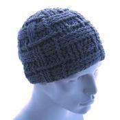 The Open Weave c1 - via @Craftsy | Crochet, Crochet mens ...