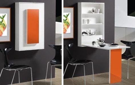 Dos mesas de comedor para espacios pequeños - Stylohome.com - Tienda ...