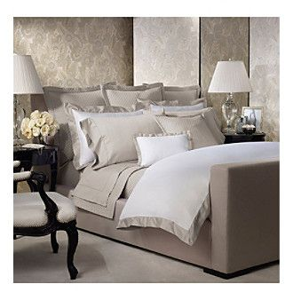 Ralph Lauren Langdon Vintage Silver Bedding Collection At