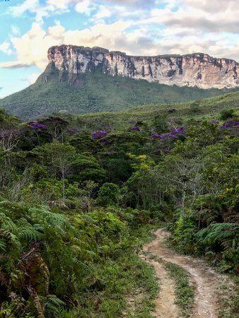 Chapada Diamantina National Park (State of Bahia ...