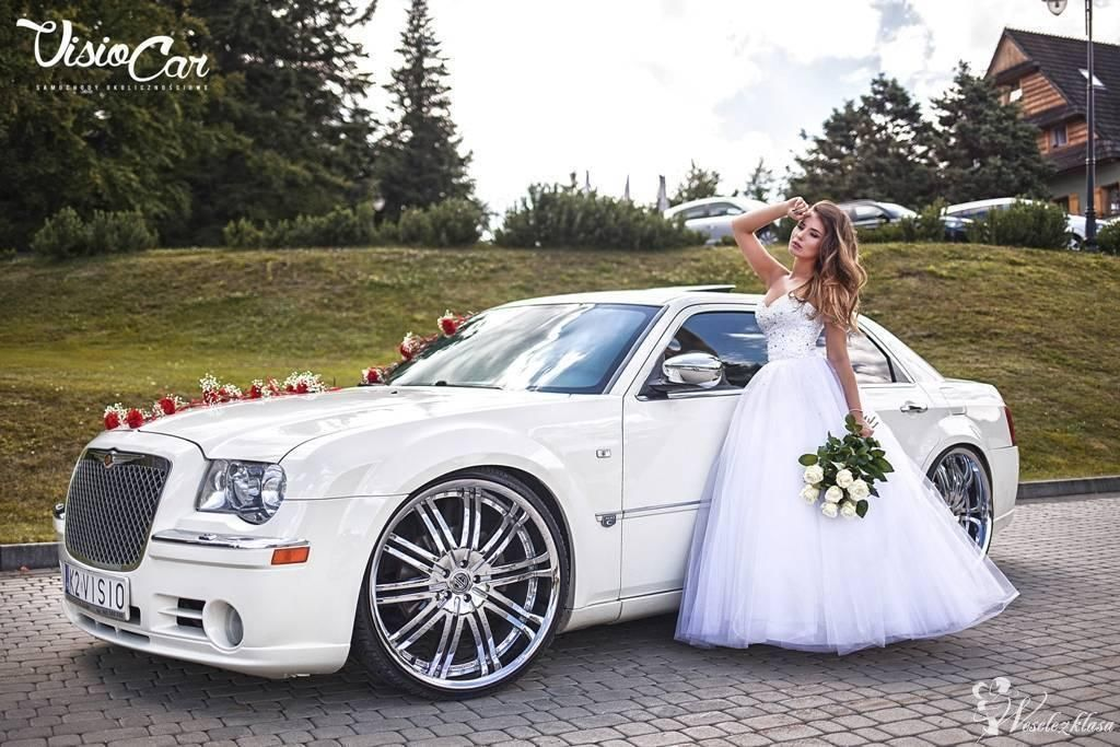 Chrysler 300c Bialy Czarny 5 7 Hemi V8 24 Chrysler 300 Czarny