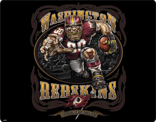 Washington Redskins Running Back Washington Redskins Logo