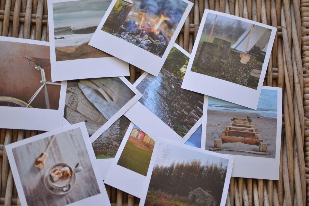 print any po as a polaroid: free template! | diy. | pinterest ...