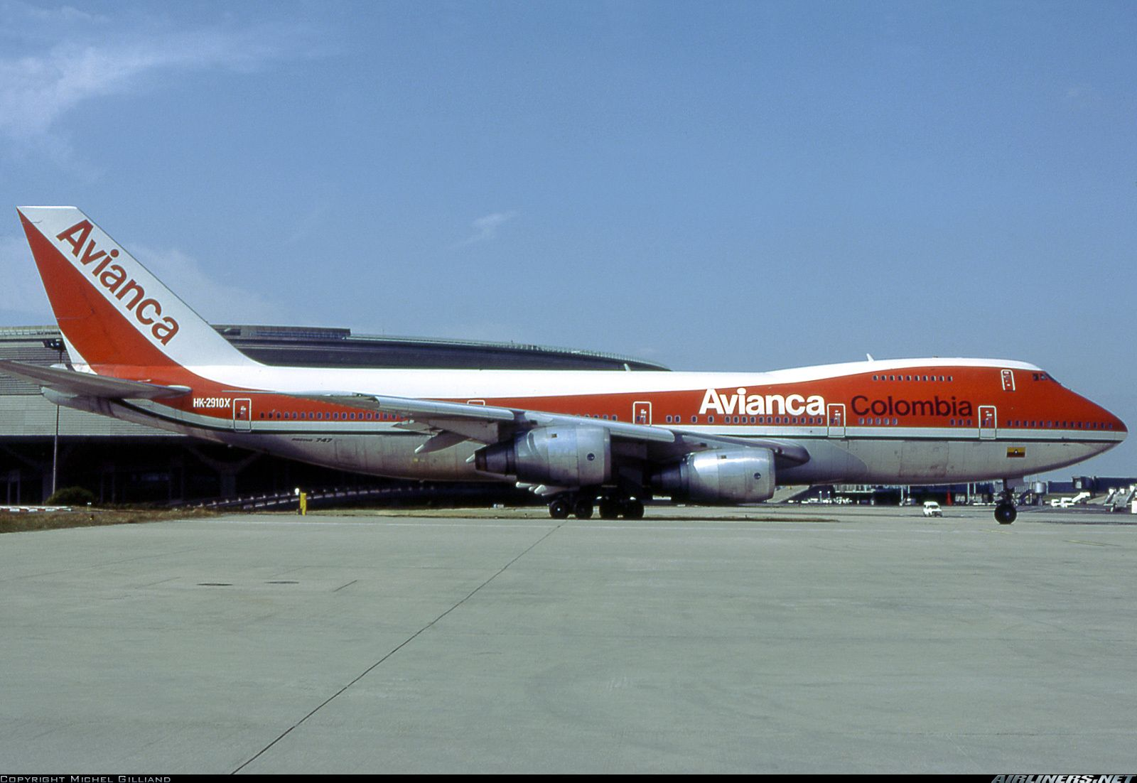 Photos Boeing 747283BM Aircraft Pictures in 2020