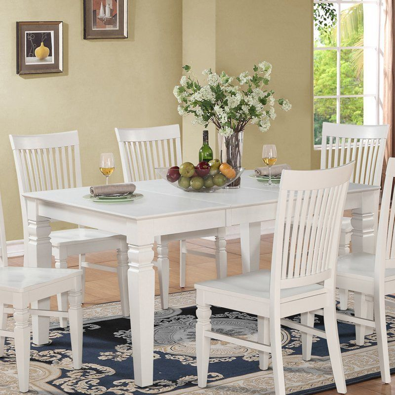 60 Inch Rectangular Dining Table