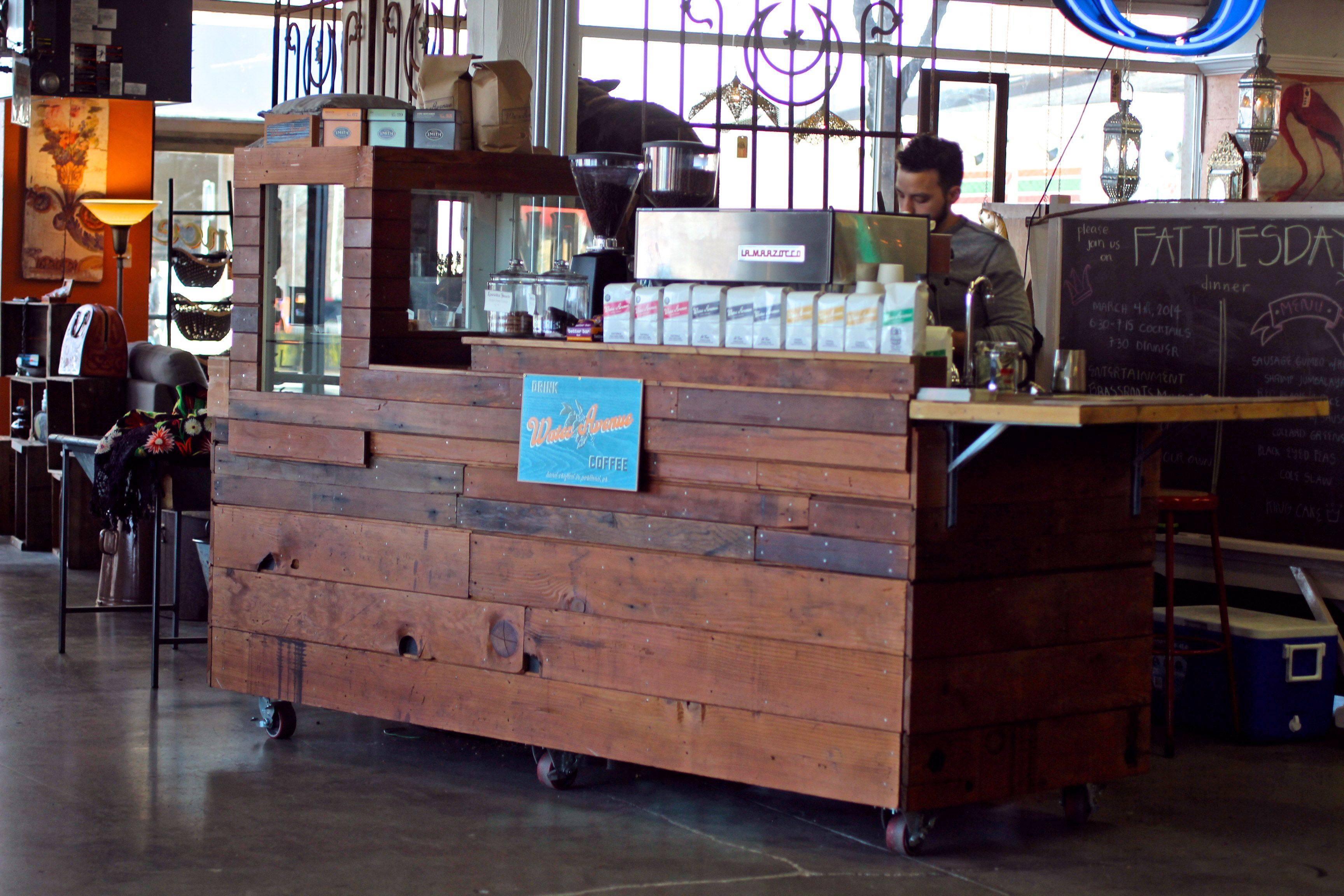 12++ Water avenue coffee cafe inspirations