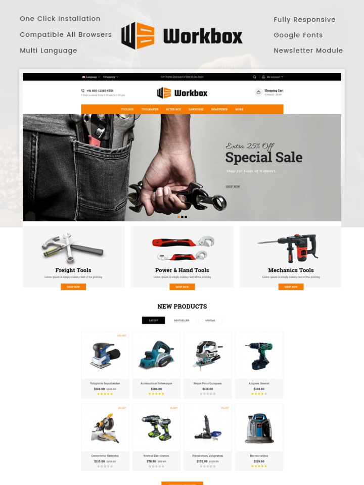 Car/Transport Website Templates : Web Design Lead Gen