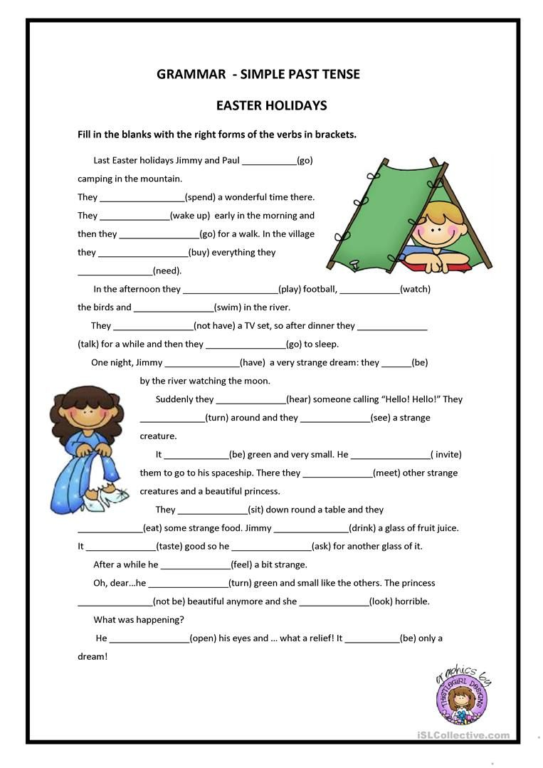 Past Simple English Esl Worksheets For Distance Learning And Physical Classrooms Learn English Grammar Simple Past Tense [ 1079 x 763 Pixel ]