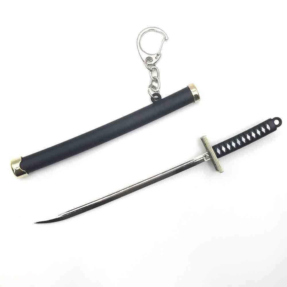 Zoro S Sword Keychain Car Key Ring Keychain Jewelry Sets