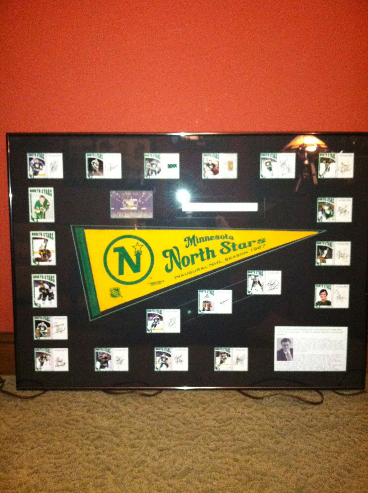 Minnesota North Stars Gone But Not ForgottenCiccarelliBrotenNanne