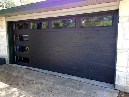 Contemporary Doors Cowart Door Systems Modern Garage Doors Contemporary Garage Doors Garage Door Design