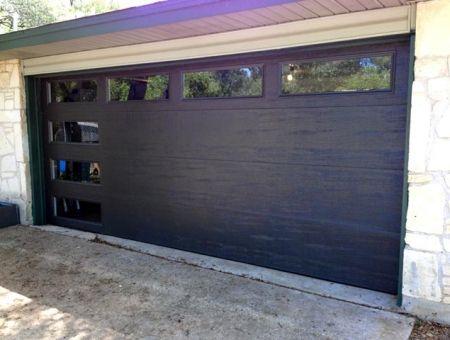 Contemporary Doors Cowart Door Systems Modern Garage Doors Contemporary Garage Doors Garage Door Design
