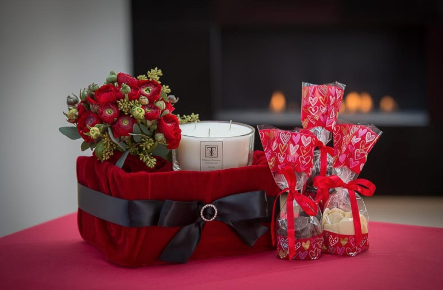Care Package Ideas in 2020 Valentine flower arrangements