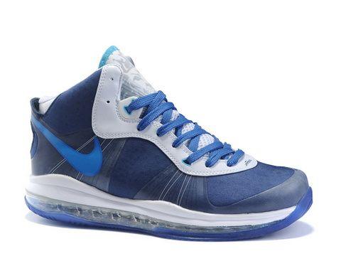 4b6fa6617c15 Nike LeBron 8 V2 Summit Lake Hornets