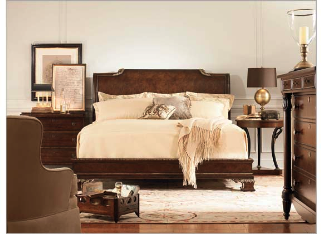 Century Bedroom Furniture @ Gallatin Valley Furniture Carpet One, Bozeman,  MT