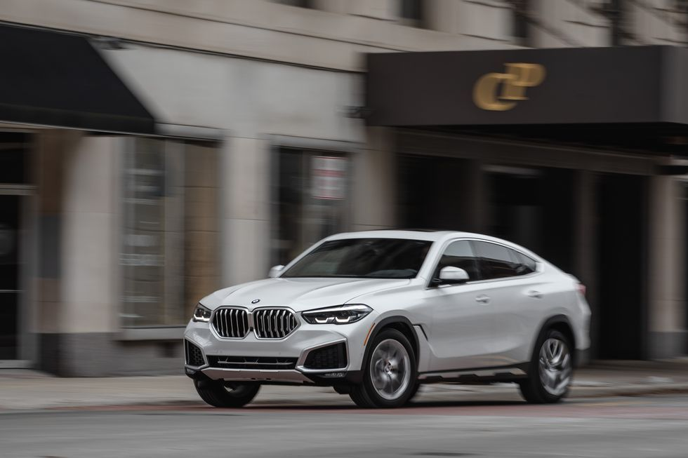 2020 Bmw X6 Xdrive40i S Fashionable Performance Comes At A Price In 2020 Bmw X6 Bmw Travel Kids Car