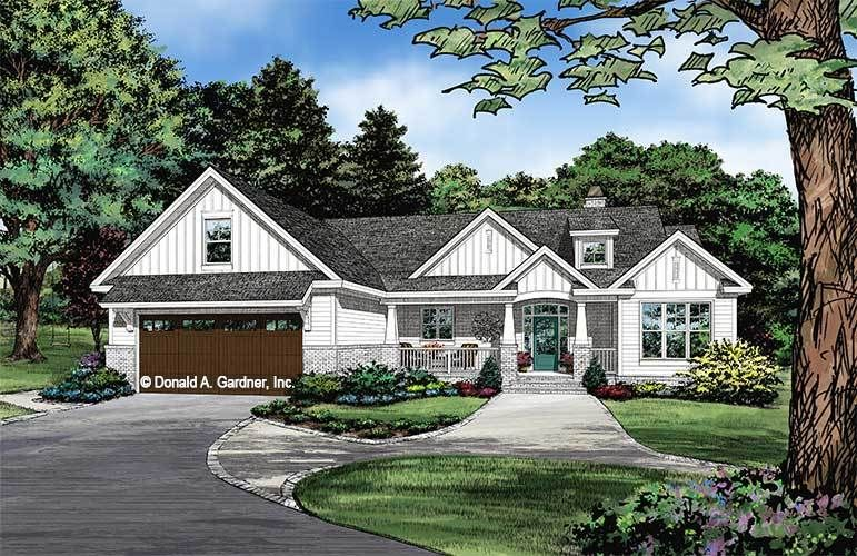 House Plans The Gavin Home Plan 1517 In 2020 Craftsman Style House Plans New House Plans Farmhouse Plans