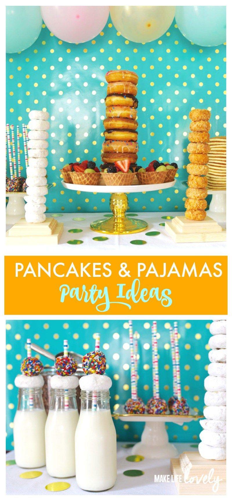 14f9ff32c09c Pancakes and Pajamas Party