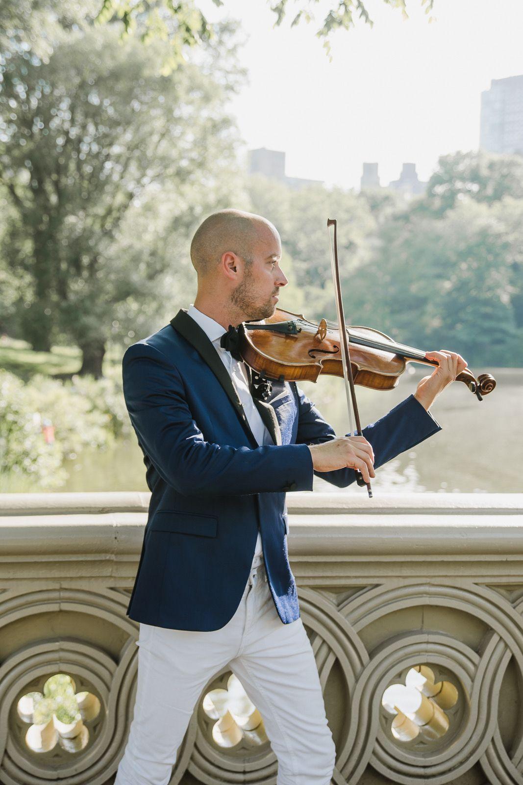 Small Wedding Music Idea violinist in 2020 Wedding