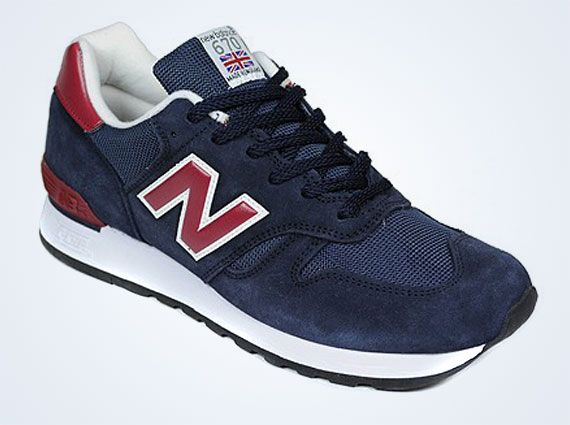 new balance navy red