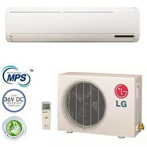 Lg Ls186he Mini Split Air Conditioner 17800 Btus By Lg 1808 00