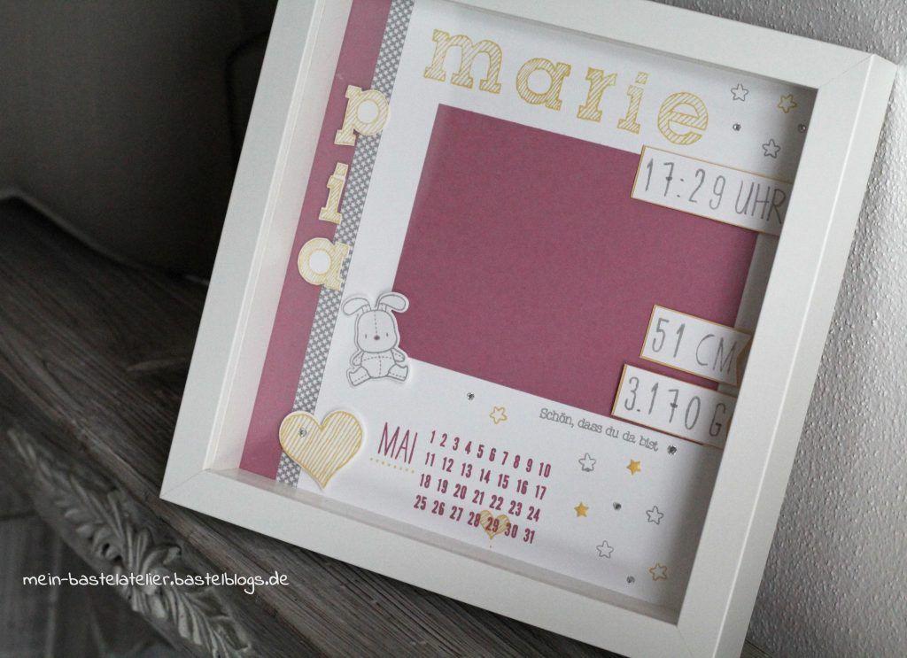 newborn baby rahmen personalisiertes geschenk zur geburt foto bunny babyrahmen pinterest. Black Bedroom Furniture Sets. Home Design Ideas
