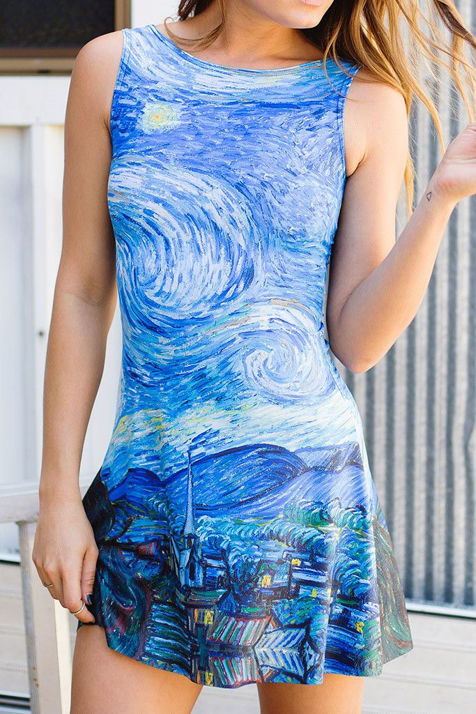 Starry Night Play Dress In 2019 Black Milk Clothing