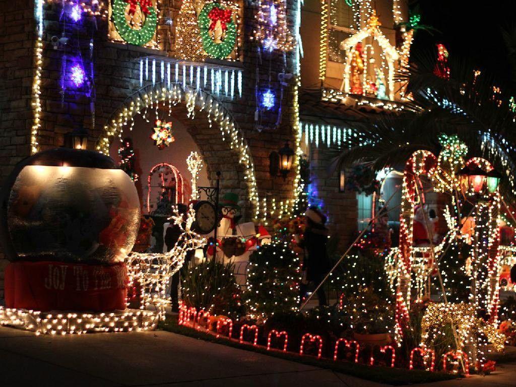 Christmas Lights in Sacramento CA   Christmas lights ...