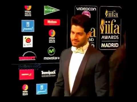 Sooraj Pancholi At IIFA Awards 2016