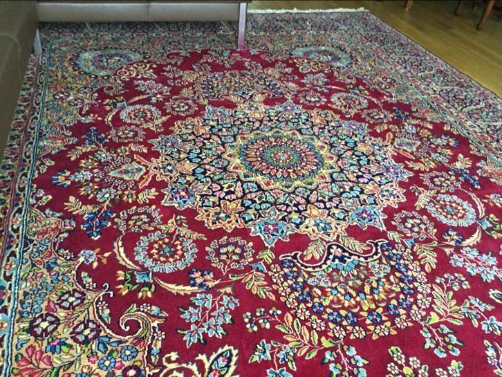 Perzisch Tapijt Marktplaats : ≥ prachtig perzisch kirman tapijt 4 3 stoffering tapijten en