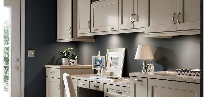 Jansen Maple Sterling by Thomasville Cabinetry | Kitchen Concepts ...