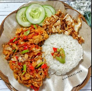 Satu Resep Ayam Geprek Bensu Yang Enak Dan Sederhana Resep Ayam Makanan Pedas Resep