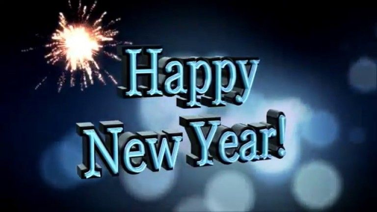 We Welcome Happy New Year 2018 With Lot Of Happiness And