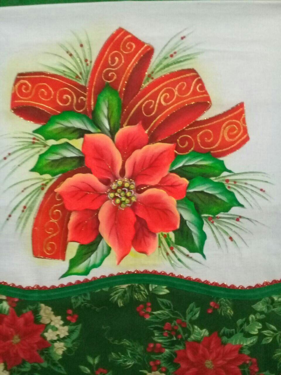 Pin de margarita silis en navide os pintura en tela - Motivos navidenos para pintar en tela ...