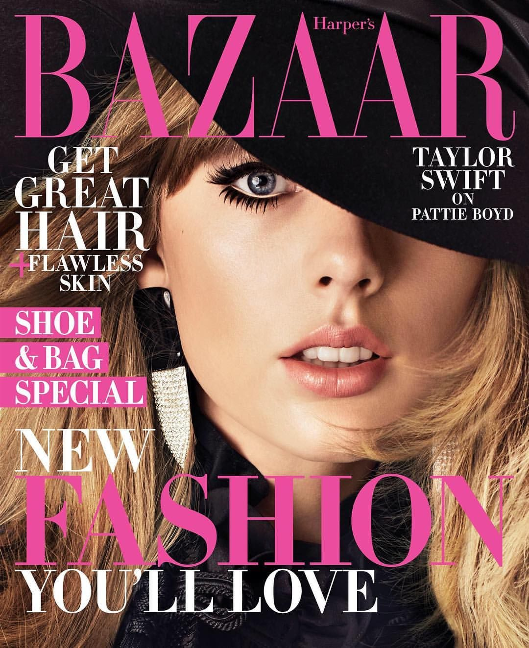 9fd6703a410f5b  TaylorSwift (in  Givenchy) is on the cover of  HarpersBazaar!! Check out  more photos and interview highlights on JJ now.