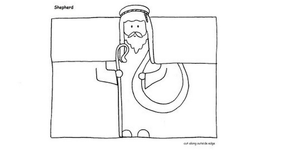 nativitysheet3.pdf   Sunday school   Pinterest   Hirte und Basteln