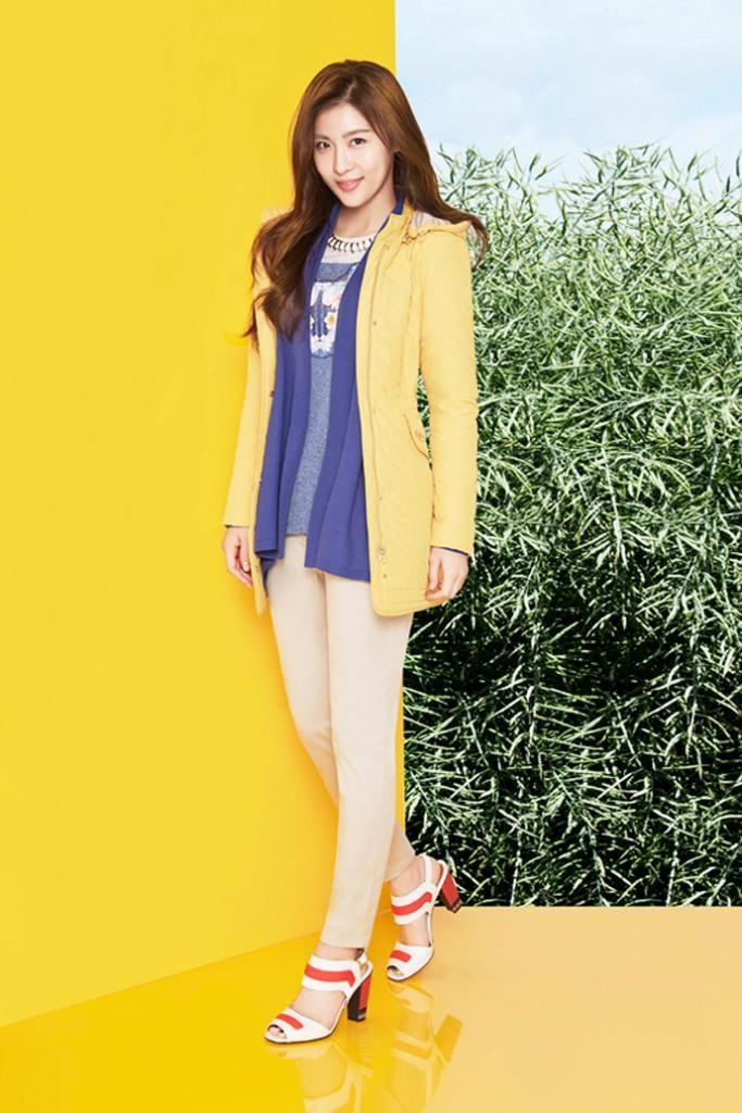 KOLON SPORT F/W 2014 Ad Campaign Feat. Sung Joon & Tang