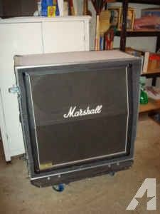 Marshall Jcm 900 1960a 4x12 Cabinet W Custom Road Case 500