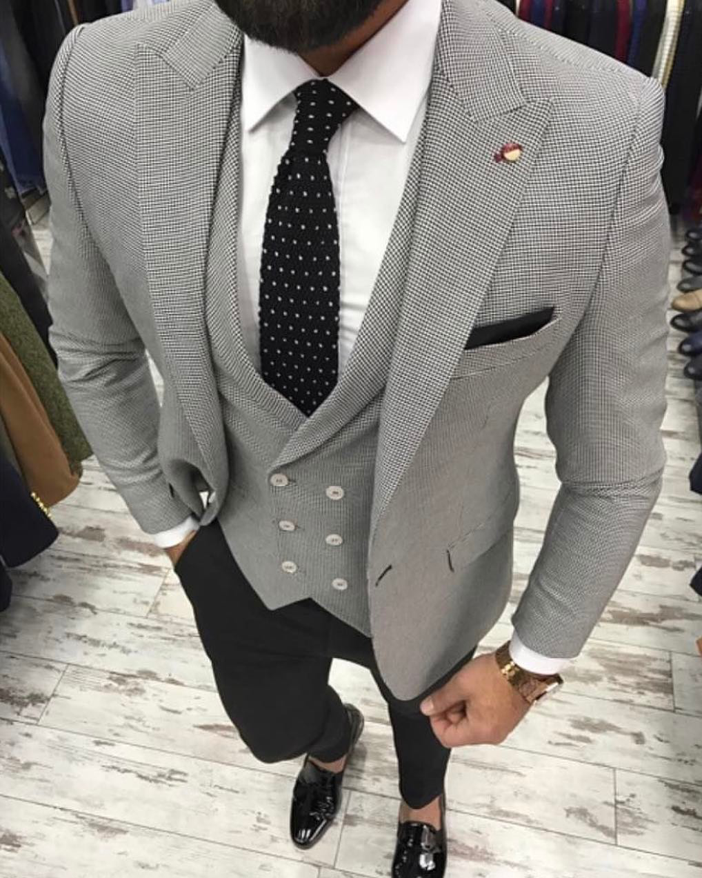 Stylish Groom Inspiration Groom Mensfashion Wedding Suits Men