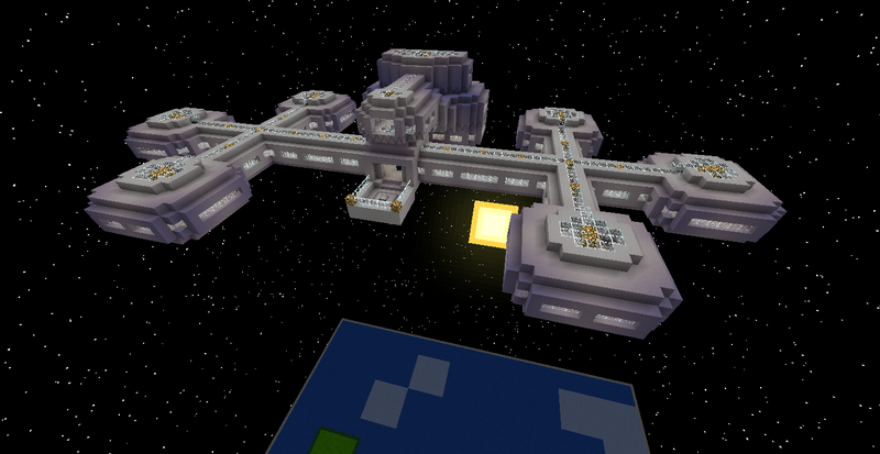 galacticraft space station - photo #2