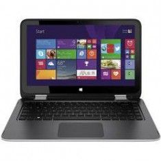 HP Pavilion x360 33.8 cm (13.3 Zoll) Notebook Intel® Core™ i3 8 GB 500 GB Intel® HD Graphics Windows® 8.1 64-Bit Silber