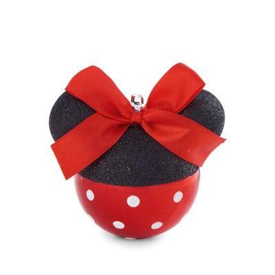 Soldes 2020 Boule De Noel Pas Cher Gifi Boule De Noel Disney Boule De Noel Noel Mickey