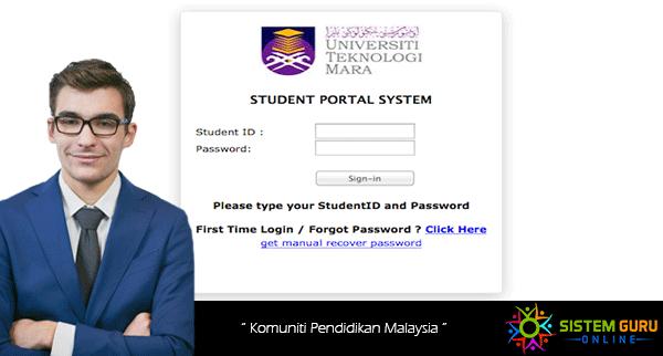 Uitm Student Portal Login Student Portal Student Portal