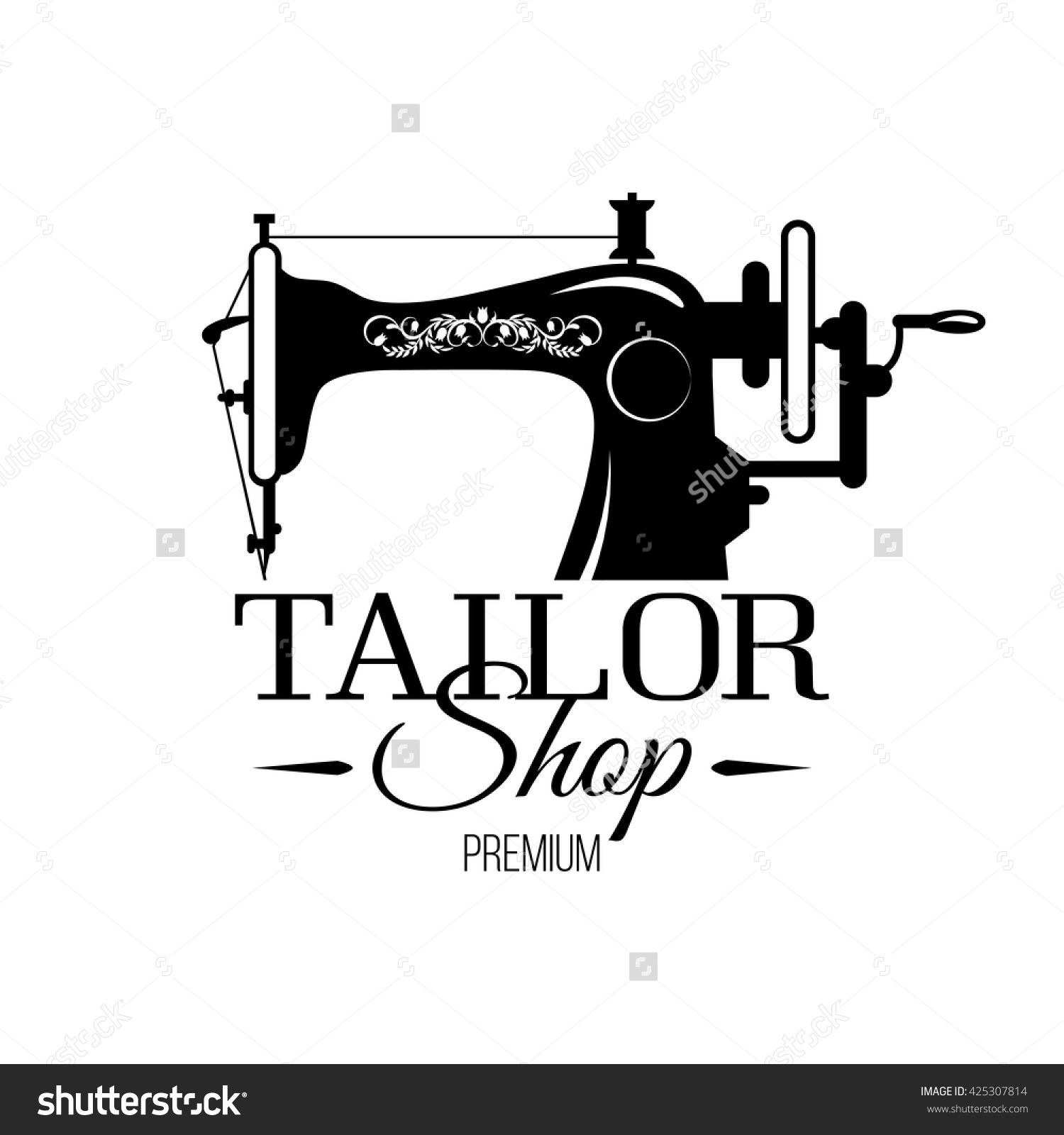 Tailor Shop Banner Or Tailor Workshop Bannerctor