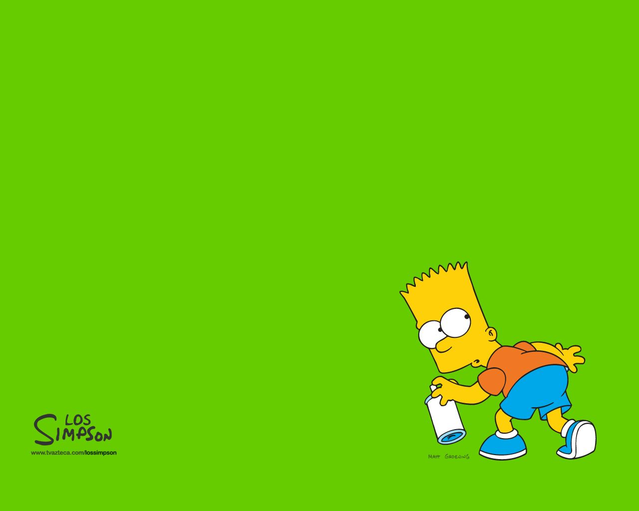 The Simpsons HD Wallpapers Breakfast food list, Bart